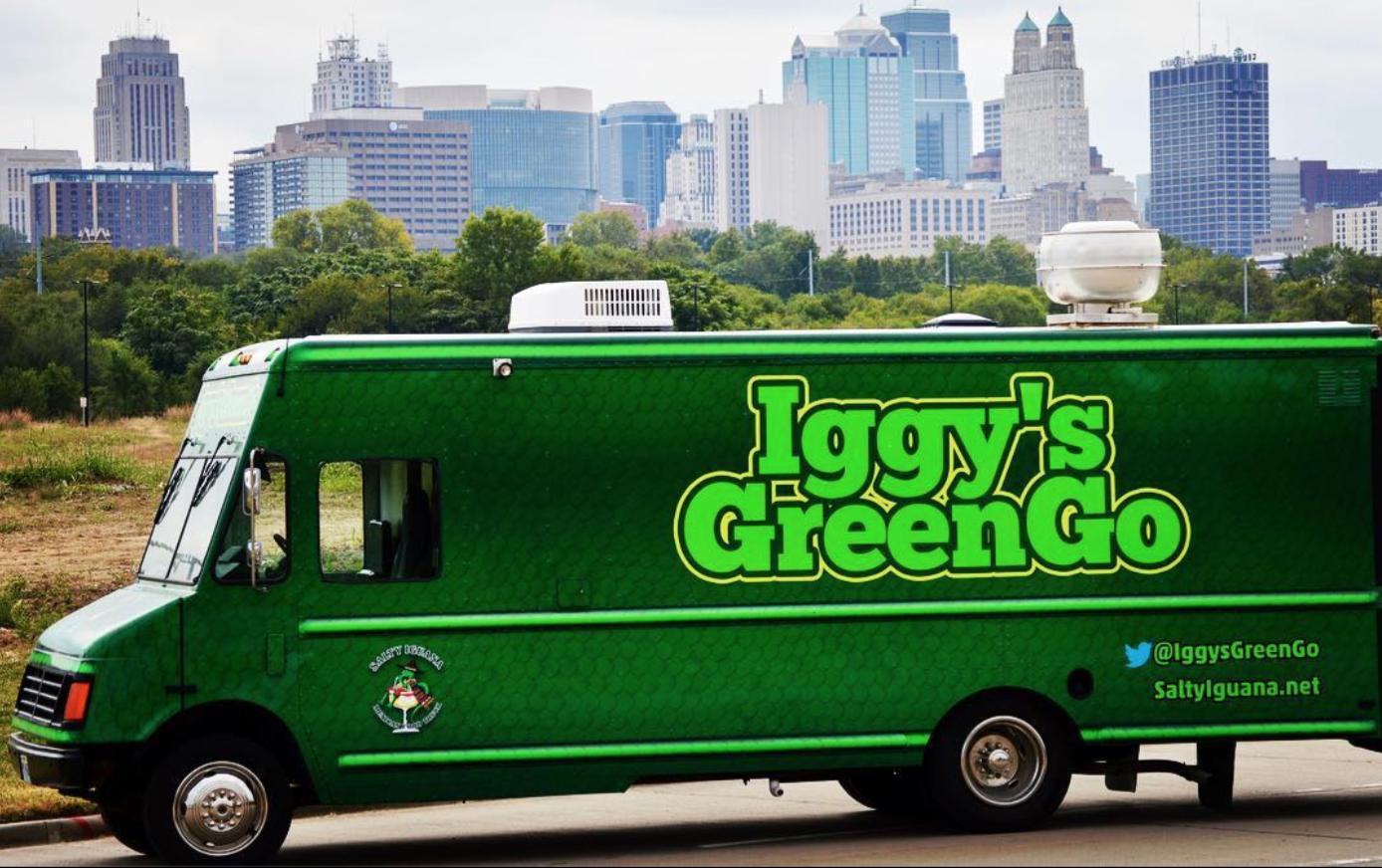 Iggy's GreenGo Kansas City Food Trucks