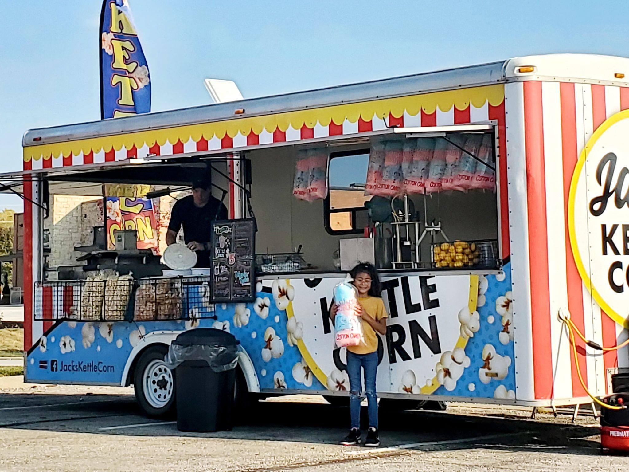 Jack's Old Fashioned Kettle Corn Kansas City Food Trucks