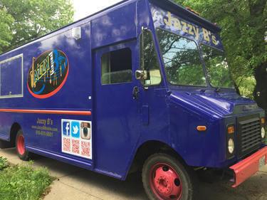 Jazzy B's BBQ Kansas City Food Trucks