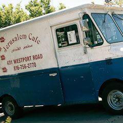 Jerusalem Cafe on Wheels Kansas City Food Trucks