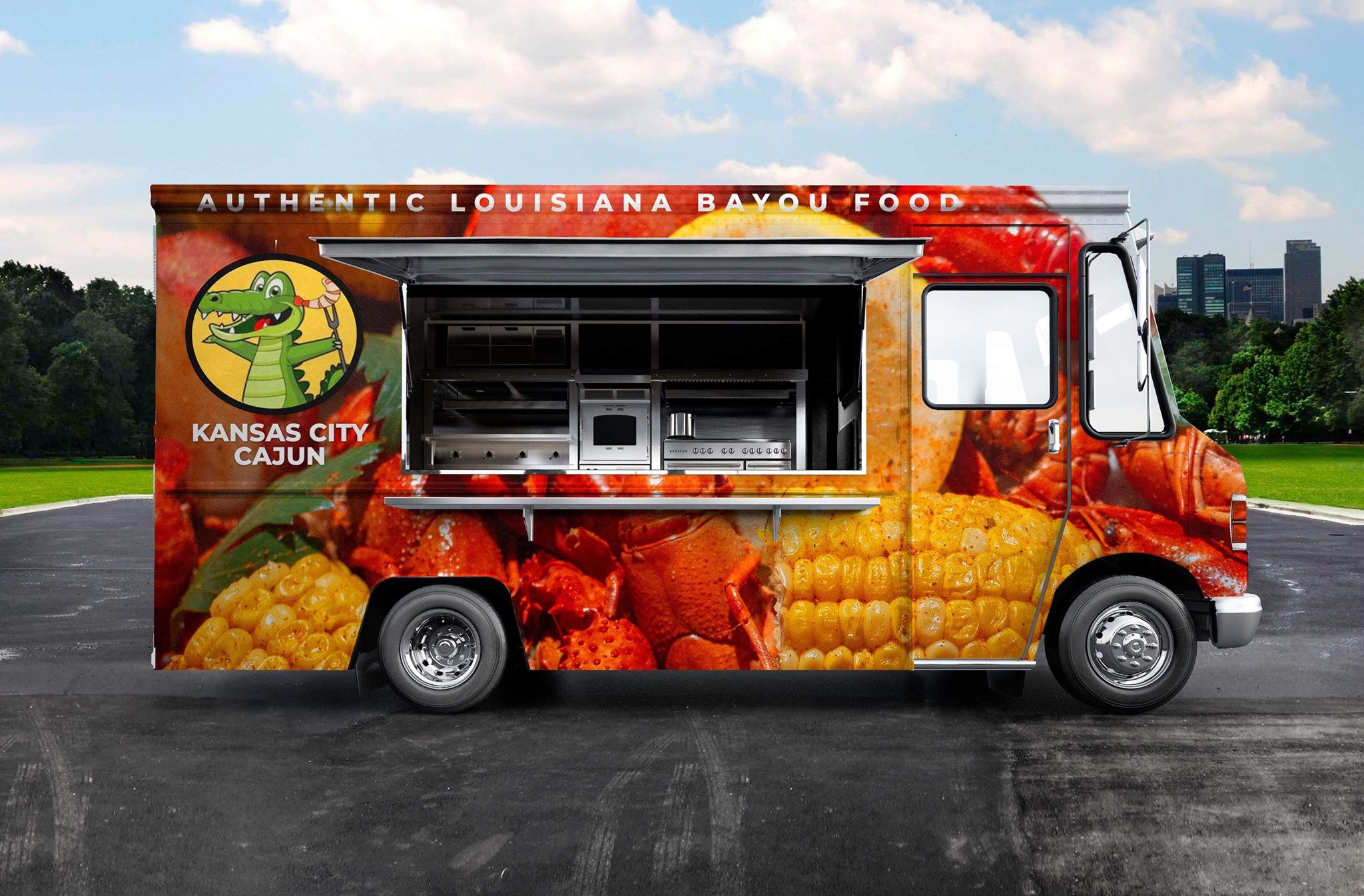 KC Cajun Kansas City Food Trucks