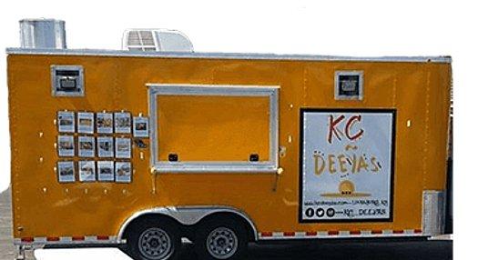KC Deeya's Kansas City Food Truck