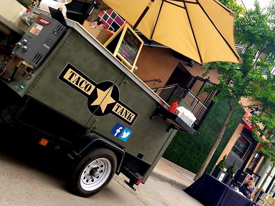 Taco Tank Kansas City Food Trucks