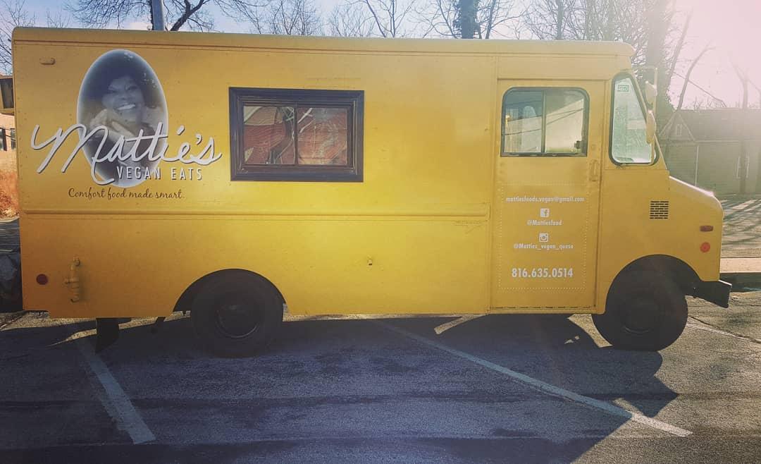 Mattie's Vegan Eats Kansas City Food Trucks