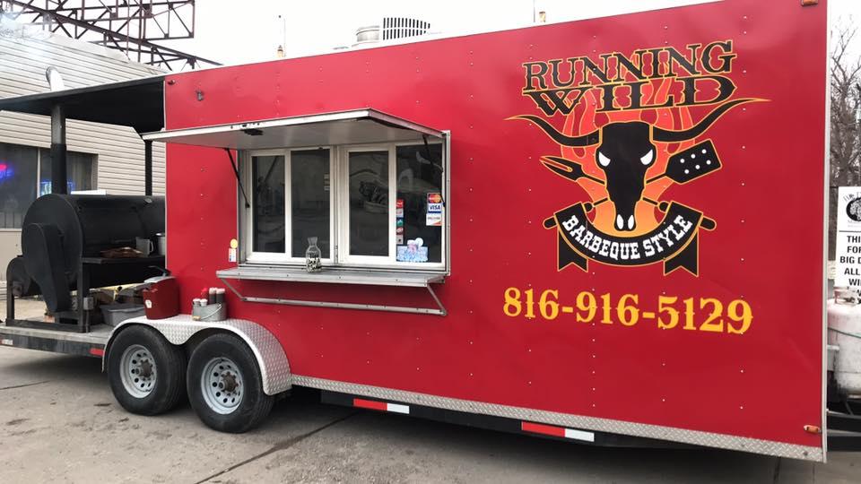 Running Wild BBQ Kansas City Food Trucks