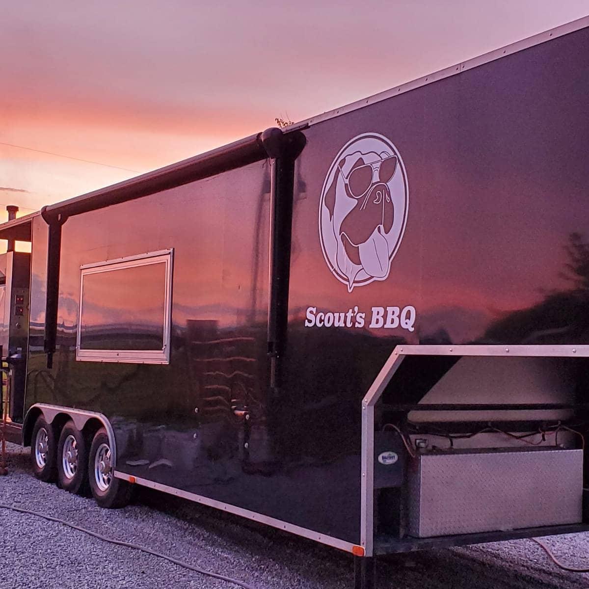 Scout's BBQ Kansas City Food Trucks