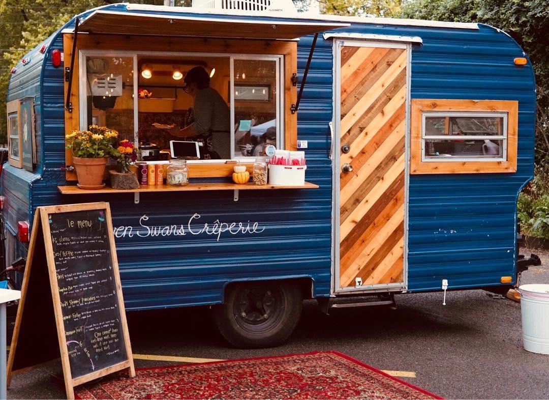 Seven Swans Creperie Kansas City Food Trucks