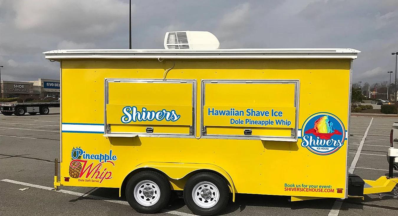 Shivers Ice House Kansas City Food Trucks