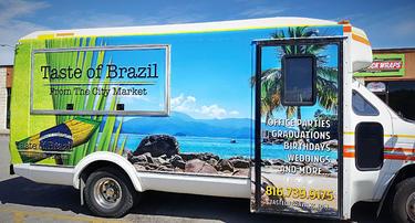Taste Of Brazil Kansas City Food Truck