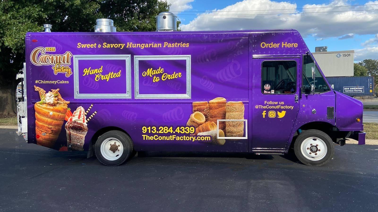 The Conut Factory Kansas City Food Trucks