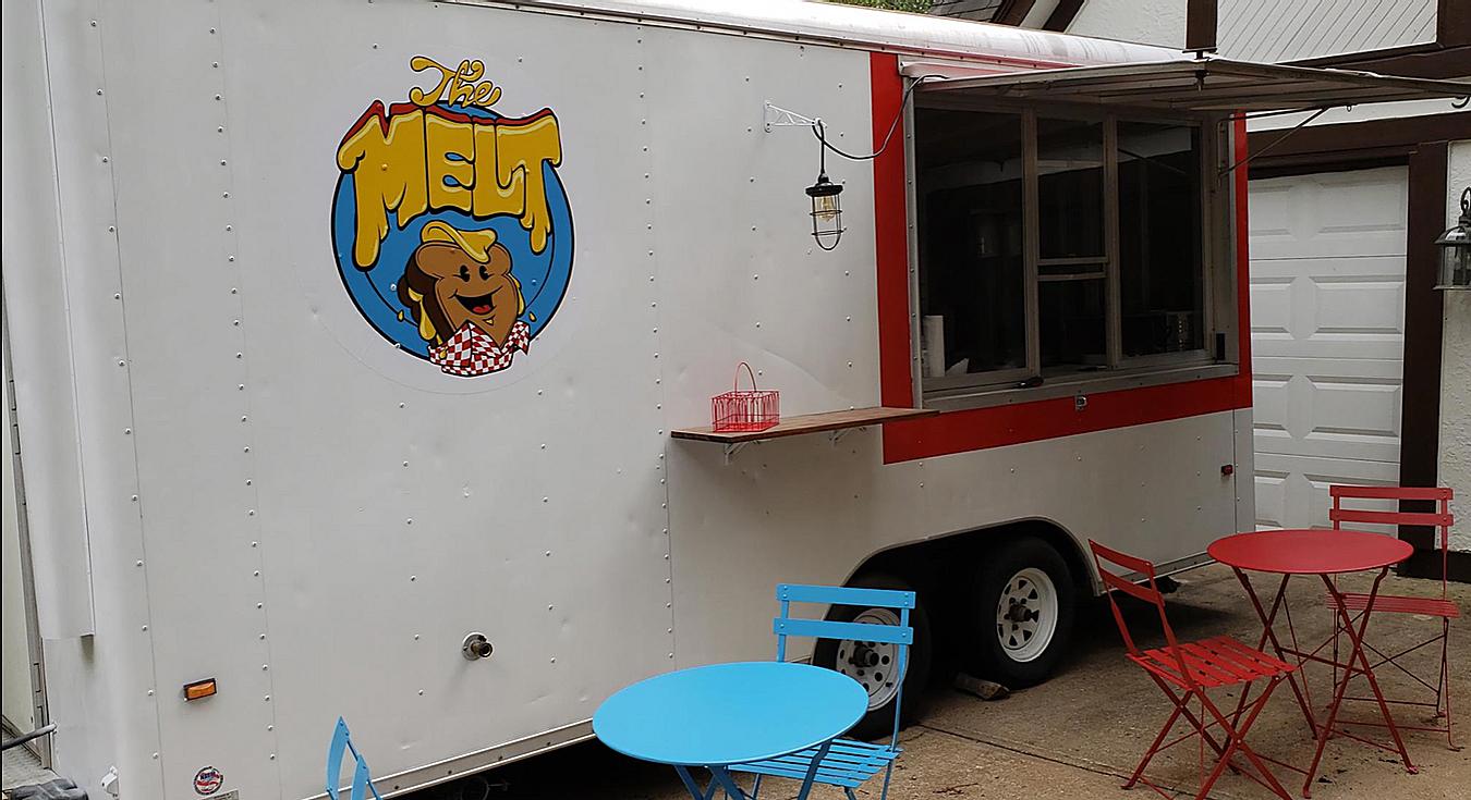The Melt Kansas City Food Truck