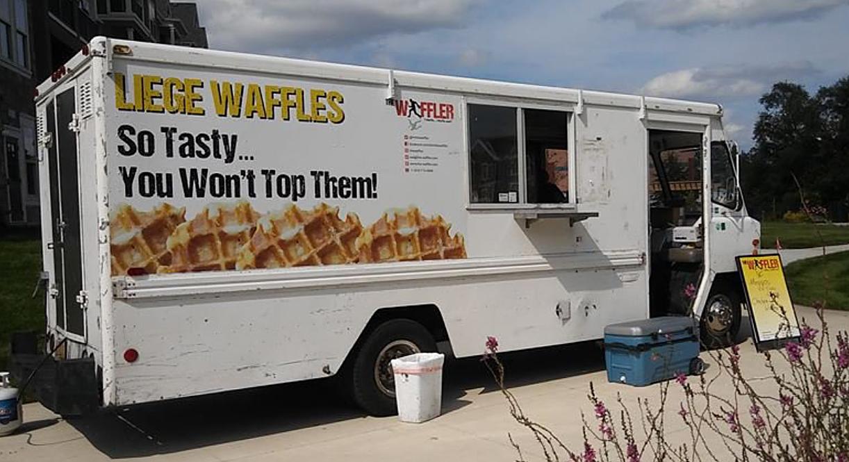 The Waffler Kansas City Food Trucks
