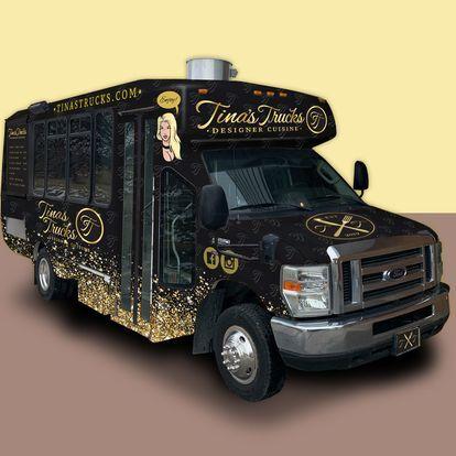 Tina's Trucks Kansas City Food Truck