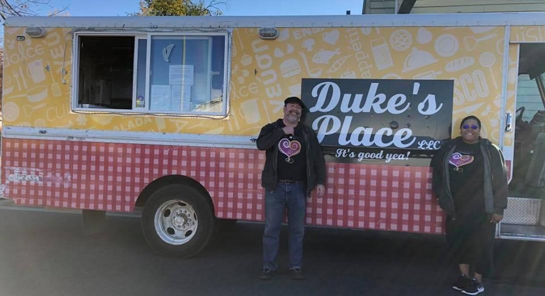 Kansas City Food Truck Association Duke's Place Food Truck
