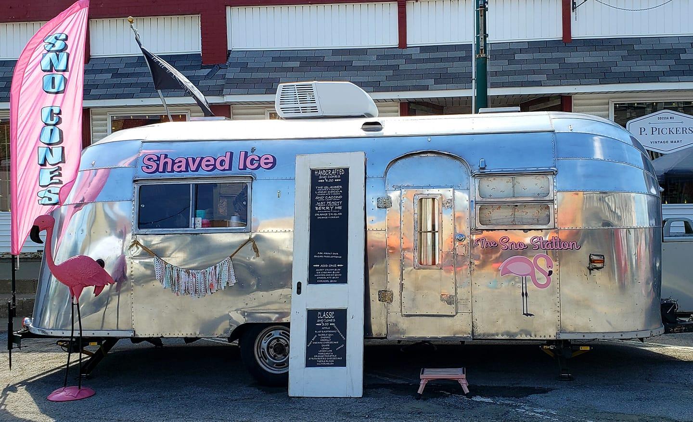 Kansas City Food Truck, The Sno Station, Kansas City Food Truck Association
