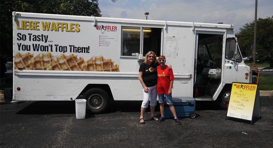 Kansas City Food Truck Association The Waffler Food Truck Food