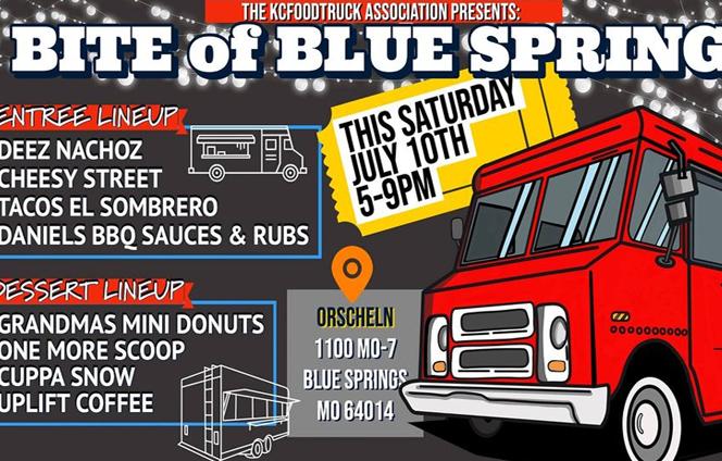 Kansas City Food Trucks Association Events